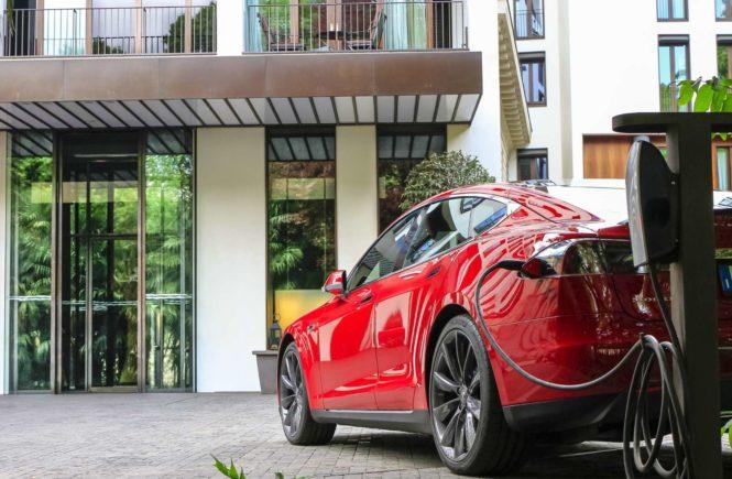 Tesla Tourism - Hotel Charging